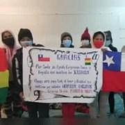 Luego que Bolivia autorizara el retorno de 450 de los albergados,más de 70 de ellos depusieron huelga de un hambre