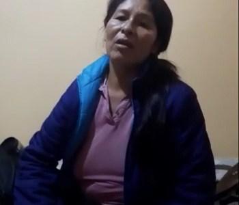 El drama que vive una familia boliviana varada en Iquique, con grave enfermedad que afecta a joven padre