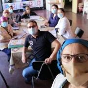 Multigremial denuncia aumento de contagios en personal hospitalario y falta de implementos (EPP)