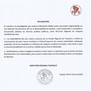 Regional PS pide suspensión inmediata de socialistas involucrados en investigación y Tribunal Supremo acoge solicitud