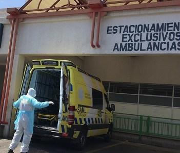 Aclaran información sobre traslados: Dos pacientes no Covid y 2 que presentaban el virus