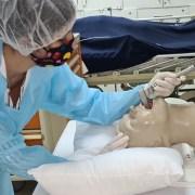 UNAP realizó sesión práctica de entrenamiento en manejo de vía aérea avanzada en pacientes COVID