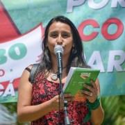 """Javiera Molina, candidata a concejala por Alto Hospicio: """"Mi sello ha sido convocar a las mujeres a organizarse"""""""