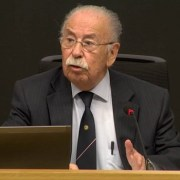 Fallece Jorge Tapia Valdés, exintendente de Tarapacá: Le recordamos con entrevista realizada en el 2000