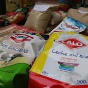 Cajas de alimentos de la IMI incorpora productos para personas con necesidades alimentarias especiales