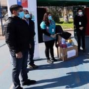 """Campaña """"Yo te Abrigo"""": Comienza la distribución de mil 500 chaquetas y frazadas para personas en situación de calle"""