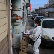 Alcalde Soria condena agresión sufrida por funcionaria municipal durante entrega de cajas de mercadería