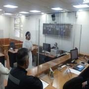 Defensoría Penal Pública participó en primer juicio oral semipresencial en Tarapacá