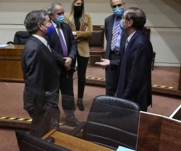 Nombramiento de juez Mera a la Corte Suprema no alcanzó los votos necesarios para ser ratificado