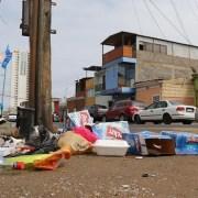 Pese a celebrar el Dieciocho en cuarentena, sin ramadas ni actividades masivas, apenas de redujo un 20% la basura en las calles