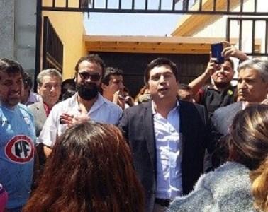 Alcalde de Huara (UDI) pidió a sus alumnos de la U. Santo Tomás, que cambiaran de domicilio para que votaran por él