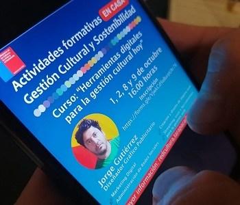 Curso online enseñará Marketing Digital y Administración de Redes Sociales para impulsar la gestión cultural