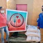 ZOFRI suma 8 toneladas de harina entregadas acomedores y panaderías solidarias de Alto Hospicio