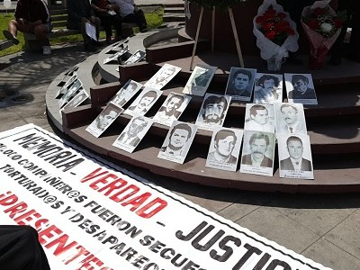 Organizaciones de DDHH y partidos de oposición conmemoraron el 11 de septiembre