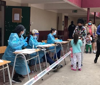 Parámetros en Iquique y Alto Hospicio podrían llevar al levantamiento de la cuarentena, pero decisión es del MINSAL