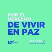 """""""Que el pueblo juzgue"""" señala Fundación Víctor Jara por uso que hace la UDI de tema """"El derecho de vivir en paz"""""""