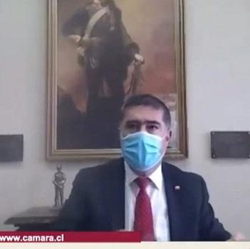 Ministro de Defensa declaró ante comisión que analiza acusación contra Víctor Pérez