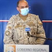 General Paiva llamó a no dar cobertura ni transmitir por whatsapp acciones de violencia