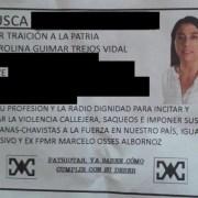 Denuncian amenazas a periodistas por parte de grupos de ultraderecha que se identifican con la esvástica