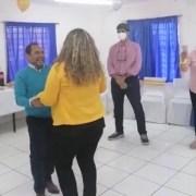 Polémica por video de fiesta en plena pandemia que muestra a alcalde Ferreira bailando con exconcejala Trincado, vulnerando  normas sanitarias