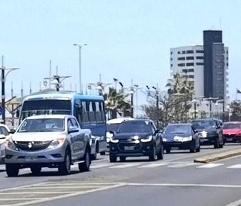 Restricción vehicular aplicará durante fines de semana de noviembre para Iquique y Alto Hospicio