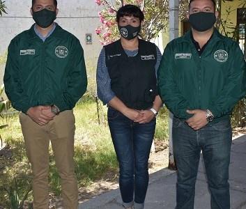 Asumieron nuevos dirigentes de la Asociación de Gendarmes de Chile, filial Iquique. Por primera vez, una mujer integra la Mesa Directiva