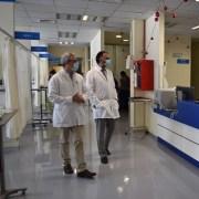 Ingeniero comercial asumió como nuevo director del hospital de Iquique y fue presentado al equipo de salud