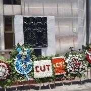"""""""Aquellos que ofrendaron sus vidas por el bien de todos los trabajadores merecen mucho más que el llanto y el simple luto"""""""