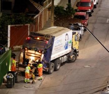 IMI Recuerda que noche del 24 de diciembre y 1 de enero, no hay retiro de basura domiciliaria en Iquique