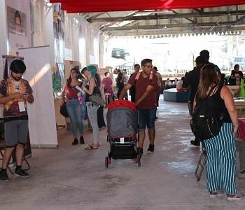 Confirmaron la realización de nuevas versiones de la Plaza de las Artes y Economías Creativas y la Estación del Libro.