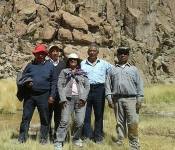 Comunidad aymara de Chusmiza-Usmagama celebró 25 años de existencia y defensa de su territorio ancestral