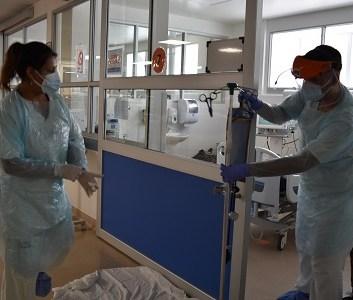 Director del Hospital: Aumento exponencial de requerimientos de camas para pacientes Covid es preocupante