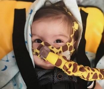 Familia de Luquitas hace llamado urgente. Están a 670 millones del fármaco que salvaría la vida de su hijo