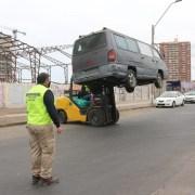 Más de 100 vehículos abandonados retiró Municipalidad de Iquique durante 2020 y más de 30 durante este año
