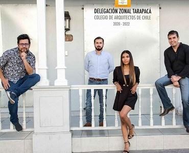 Se constituye nueva mesa directiva del Colegio de Arquitectos, zonal Tarapacá, enfocado en participación activa