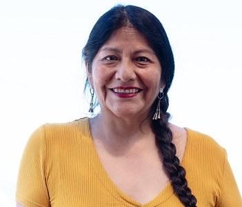 """Candidata Alejandra Flores:""""La Nueva Constitución debe asegurarigualdad sustantiva para mujeres y hombres"""""""