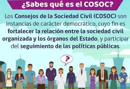 Convocan a elecciones para conformar primer Consejo de la Sociedad Civil de Tarapacá. Nuevos consejeros asumirán en mayo