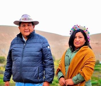 """Candidatos constituyentes quechuas: """"El diagnóstico es claro: autodeterminación y control sobre nuestro territorio milenario"""""""