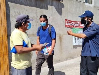 Diputado Moraga acusa persecución política contra Hugo Gutiérrez. El PC cuestiona que se haya cambiado audiencia