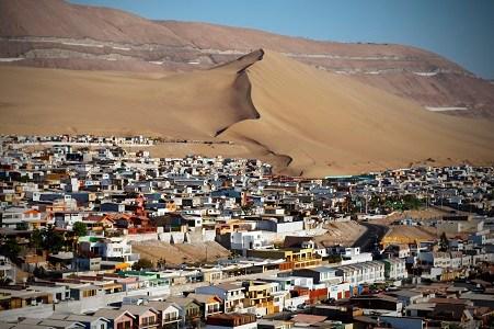 Municipalidad de Iquique será la encargada de ejecutar el Plan de Manejo de las 216 hectáreas Cerro Dragón,
