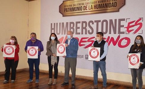 Salitrera Humberstone ícono del turismo regional en plena reapertura cumpliendo normas sanitarias y de seguridad para el visitante