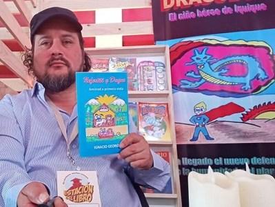 Adquieren libros desarrollados por autores locales para distribuir en establecimientos de Iquique