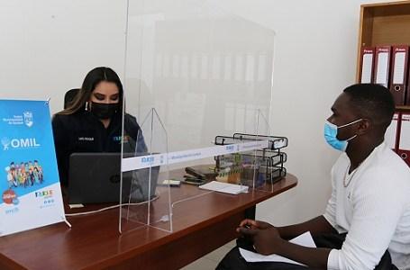 Oficina Municipal de Intermediación Laboral de Iquique organizó primera mesa empresarial de trabajo 2021