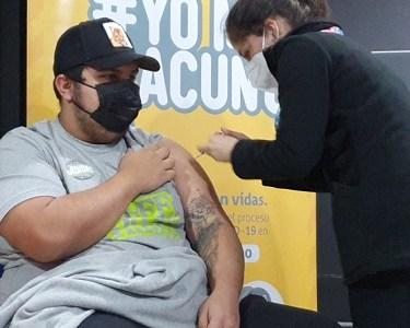 Establecen punto de vacunación contra el Covid y la Influenza en la dirección regional del INJUV
