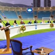 En nombre de Iquique, la Patria, fallecidos por el covid y presos por el estallido social, asumió alcalde de Iquique junto a concejales