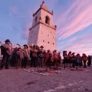 Un llamado a incorporar a los pueblos originarios en la nueva Constitución hizo el alcalde de Colchane en la celebración del Machaq Mara