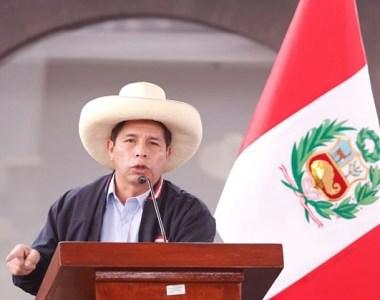 """Pedro Castillo, virtual presidente de Perú """"Voluntad popular tiene que estar por encima de apetitos políticos"""""""