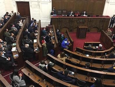 Ante la falta de condiciones para sesionar, Convencionales suspenden lo que sería la primera sesión de trabajo