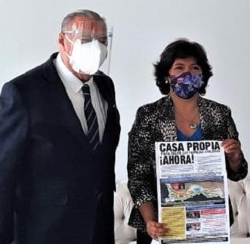Remezón político: Senador Jorge Soria entrega su apoyo público a Yasna Provoste como candidata a Presidenta.