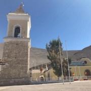 El lunes 2 de agosto parte el cordón sanitario en el pueblo de Tarapacá, ante festividad de San Lorenzo